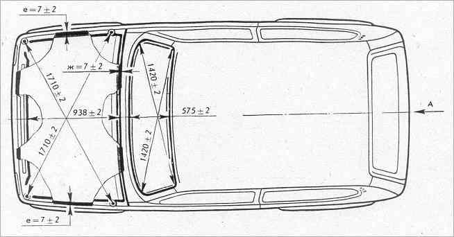 Ремонт кузова нива ваз 2121 77